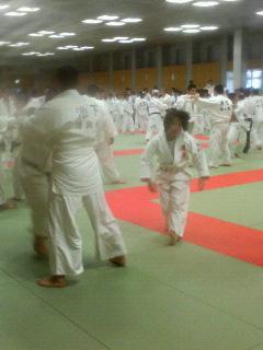 関東中学校柔道大会個人戦