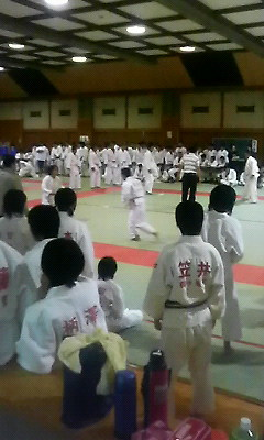 県強化練習