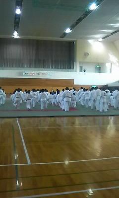 ジュニア強化合宿(<br />  最終日)