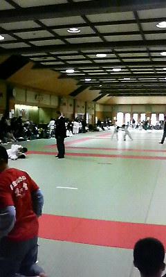 スポーツ少年団柔道大会