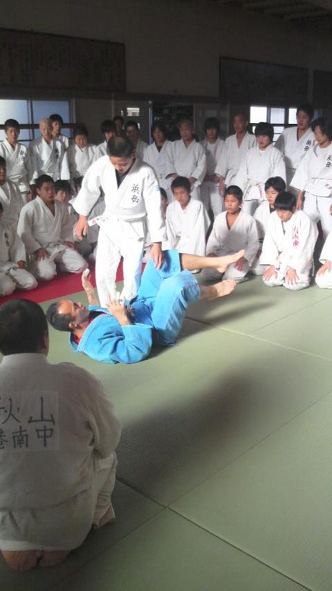 合同練習(<br />  斉信館)