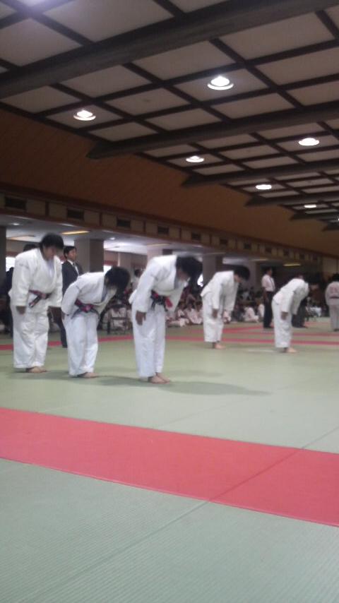 関東大会県予選(<br />  団体戦)