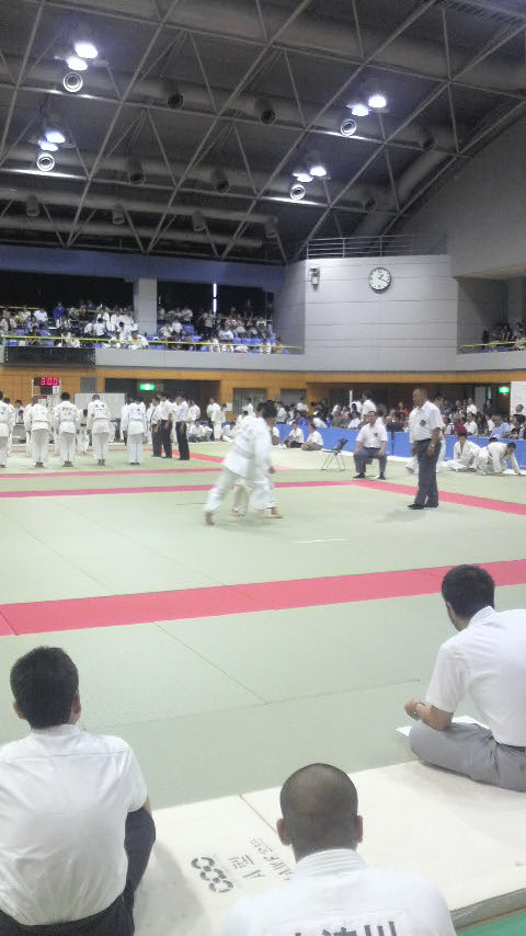 県大会(男女団体戦)