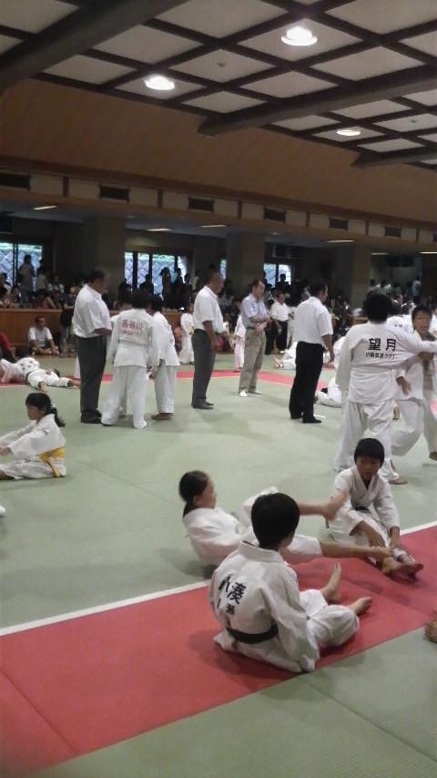 神奈川県青少年柔道錬成会