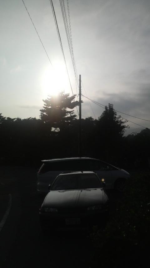 合宿(3日目)朝